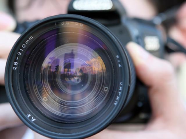 Fotograferen eigen werk